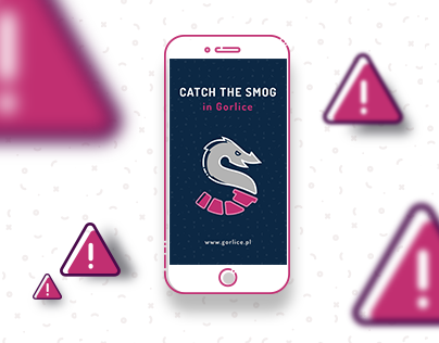 Catch the SMOG | iOS & Android App