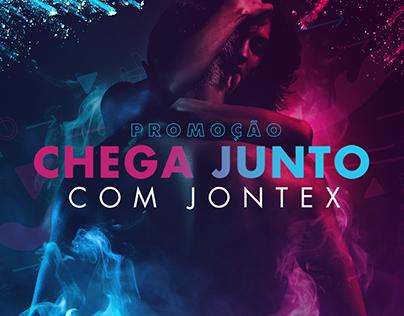 Jontex - Landing Page & Hotsite