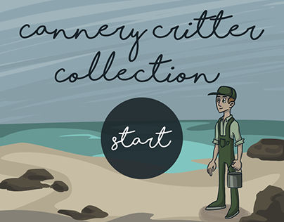 Cannery Critter Collection Game