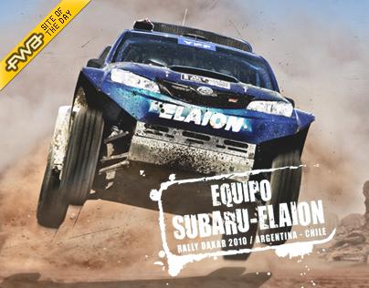 Web Site - Elaion Subaru