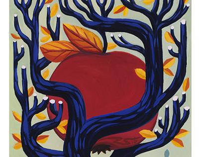 Fantastical Fruits