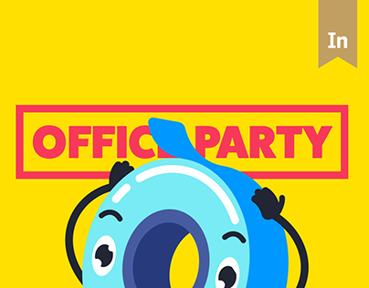 Office Party Sticker Pack