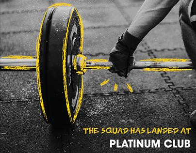 FitSquad's Platinum Club Campaign