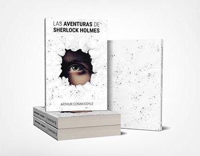 Diseño editorial: Las aventuras de Sherlock Homes