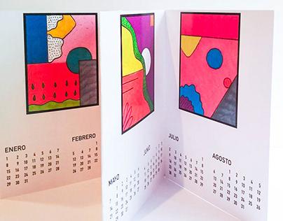 Calendario Ilustrado 2018