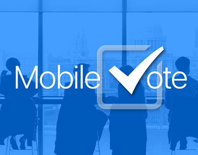 Mobile Vote - Register and Vote from Your Phone