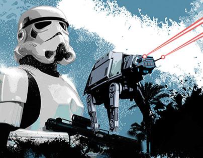 CCXP Star Wars | OFFLINE BANNER