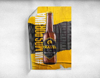 Poster | Cerveza Travel #VamosPorUna