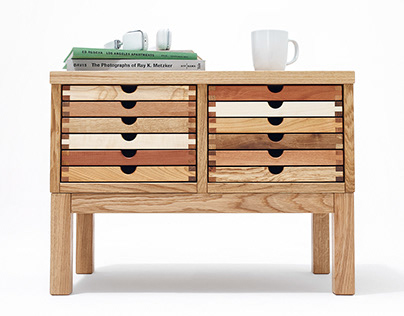 SiXtematic bedside table