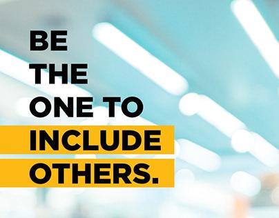 Be the One Campaign - Valencia College