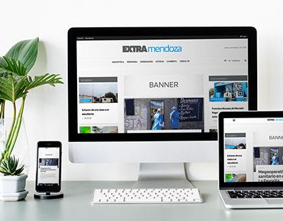 Sitio de noticias