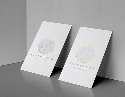 Riverwood Wellness - Branding