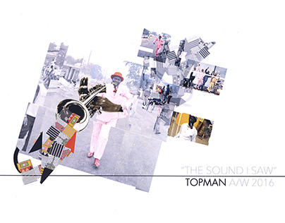 'The Sound I Saw' Project for Topman.