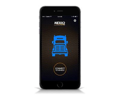 UI/UX: Mobile app, Diagnostics