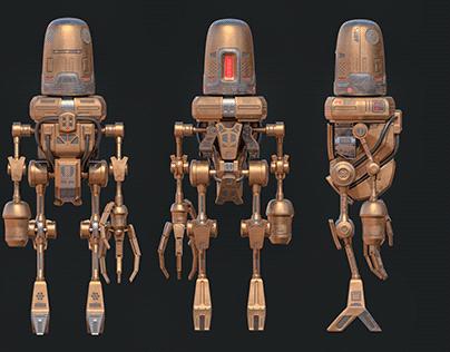 Robotic A-X01