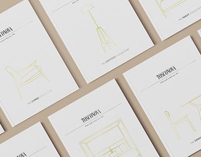 TOSCONOVA Collection Catalogue