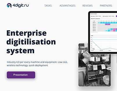 Enterprise digitalisation system