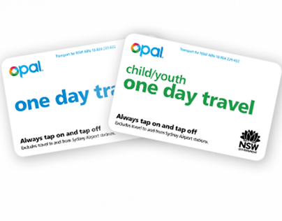 Opal One Day Travel Pass