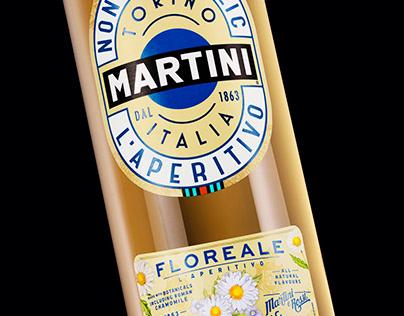 Martini Non-Alcoholic Italian Aperitivo
