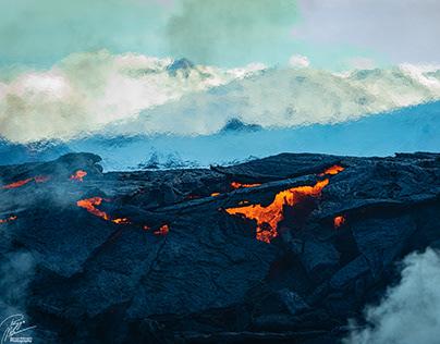 Geldingadalir Volcano - Iceland 2021