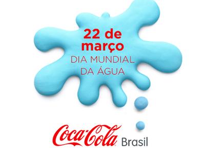 Dia Mundial da Água para a Coca-Cola