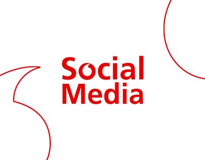 Social Media - Vodafone Store