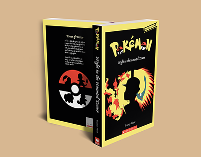 Pokemon - Book Cover
