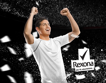 Rexona l James Rodríguez