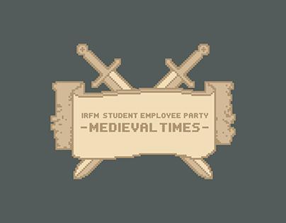 IRFM Student Employee Party