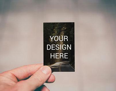 10 Premium Mockups every Designer Should have Vol. 2