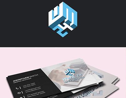 WM24 Cube Logo