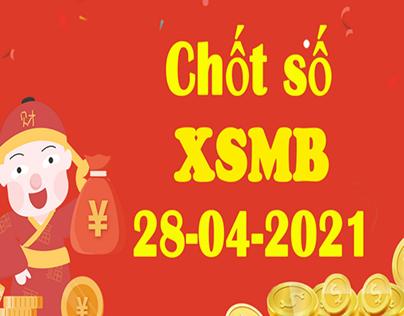 Dự đoán XSMB hôm nay thứ 4 ngày 28/4/2021 số đẹp