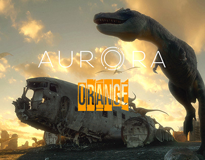 Aurora - Exhibition III ORANGE