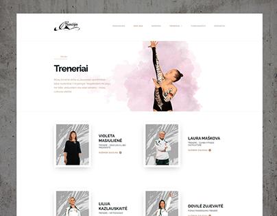 Gracija - Web Design