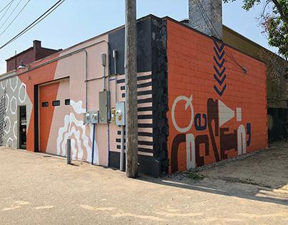 Creston Neighborhood Mural