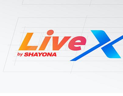 LiveX Brand Identity System