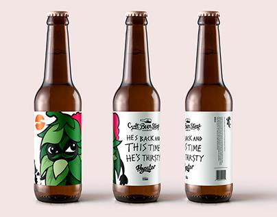 HOPSTER : Craft beer store Ratsherrn Hamburg