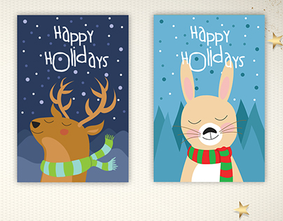 Holiday Cards Dec 2016