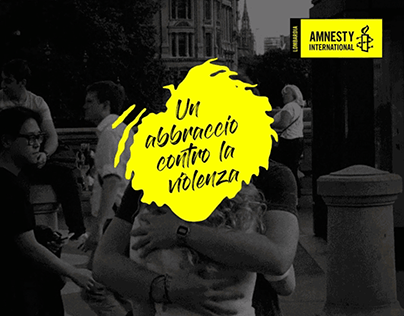 Amnesty International | Art Direction Event | Milan 18