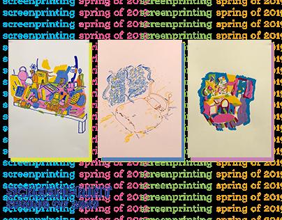 ScreenPrints, Spring of 2019