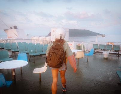 Island to island 🏝
