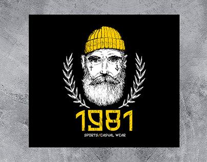 1981 - Shooting, Social e Brand Identity