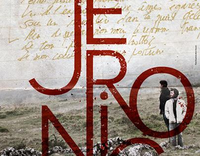 """Jeronima """"Live"""" - Affiche promotionnelle"""