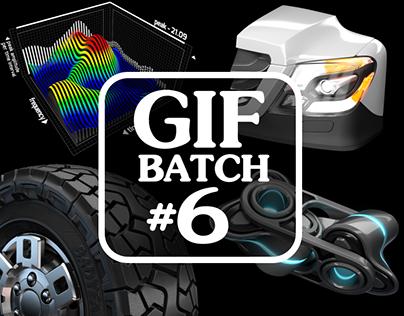 GIFs Batch #6