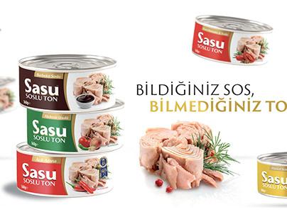 Sasu / Branding