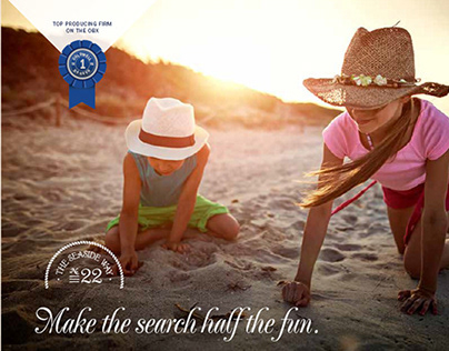 Coldwell Banker Seaside Realty 2018 Campaign