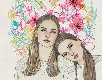 ng youngjoo illust - girls