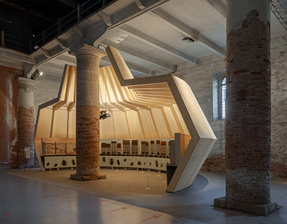 Practice of Teaching - Biennale di Architettura - 2018