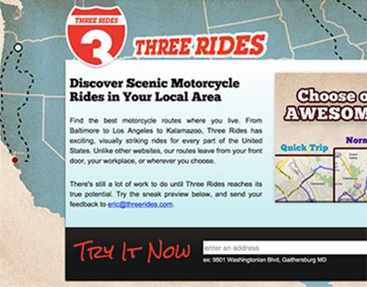 Three Rides