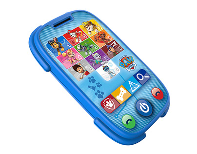 Paw Patrol - My First Smartphone